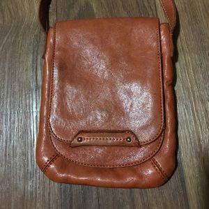 Hobo International Small Leather Crossbody Bag